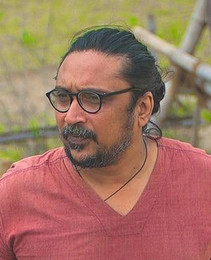 பிஜு பாஸ்கர் இயற்கைக் கட்டிடக் கலைஞர்